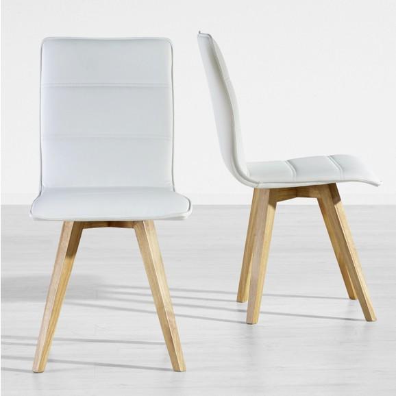 stuhl lenny in wei online kaufen m max. Black Bedroom Furniture Sets. Home Design Ideas