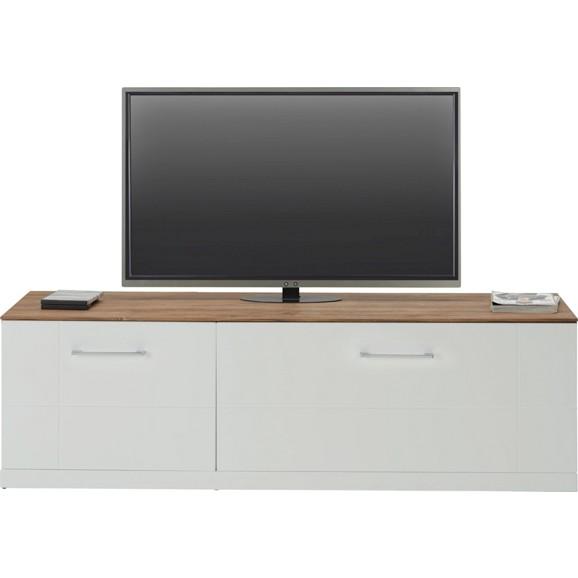tv element in wei akazie online kaufen m max. Black Bedroom Furniture Sets. Home Design Ideas